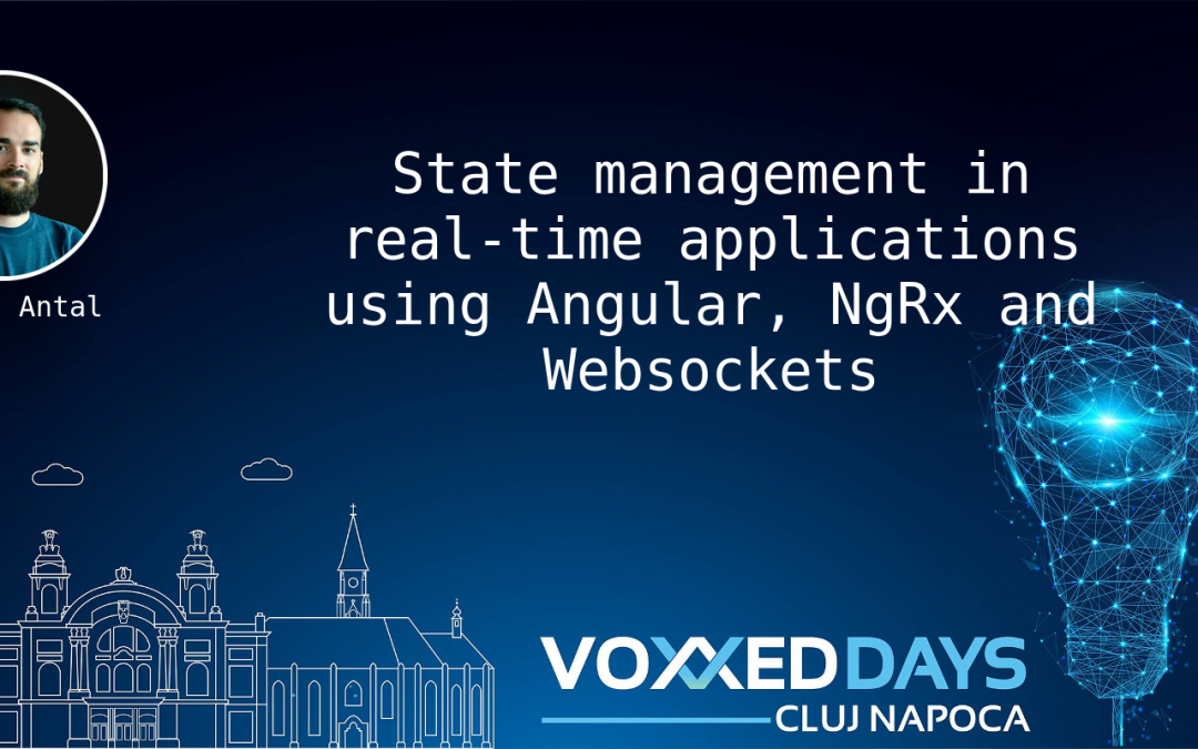 Workshop: State management in real-time applications using Angular, NgRx and Websockets