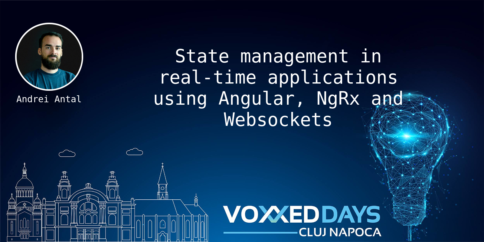 Workshop: State management in real-time applications using Angular